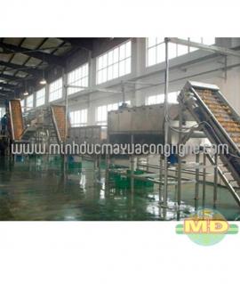 Dây chuyền sản xuất nước cam ép