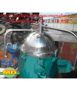 Máy tách nước và cặn trong dầu nhớt thải và hướng dẫn công nghệ